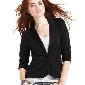 Black blazer juniors jacket M